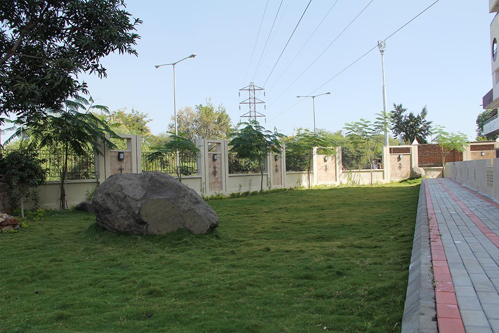Garden-at-Mangalam-Tulsi