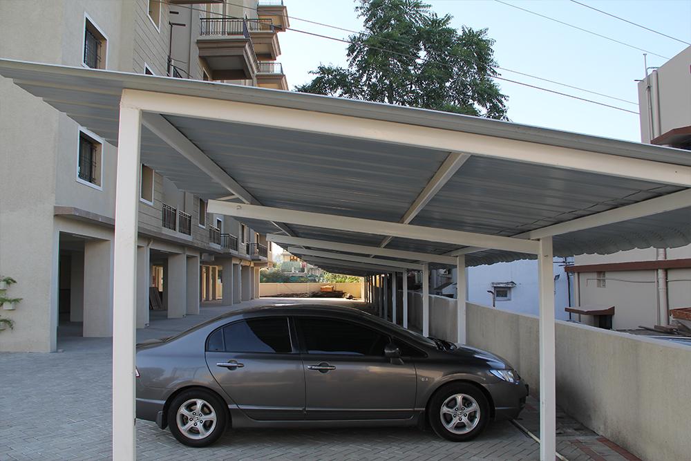 Parking-Area-at-Mangalam-Tulsi